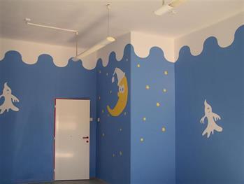 ložnice s bubáky